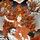 Peaceful Dorje Shugden Print